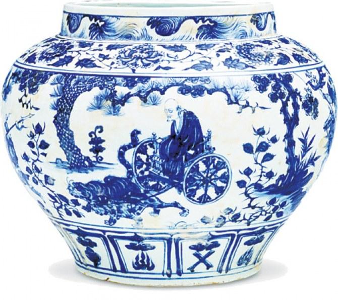 Yuan Pocelain