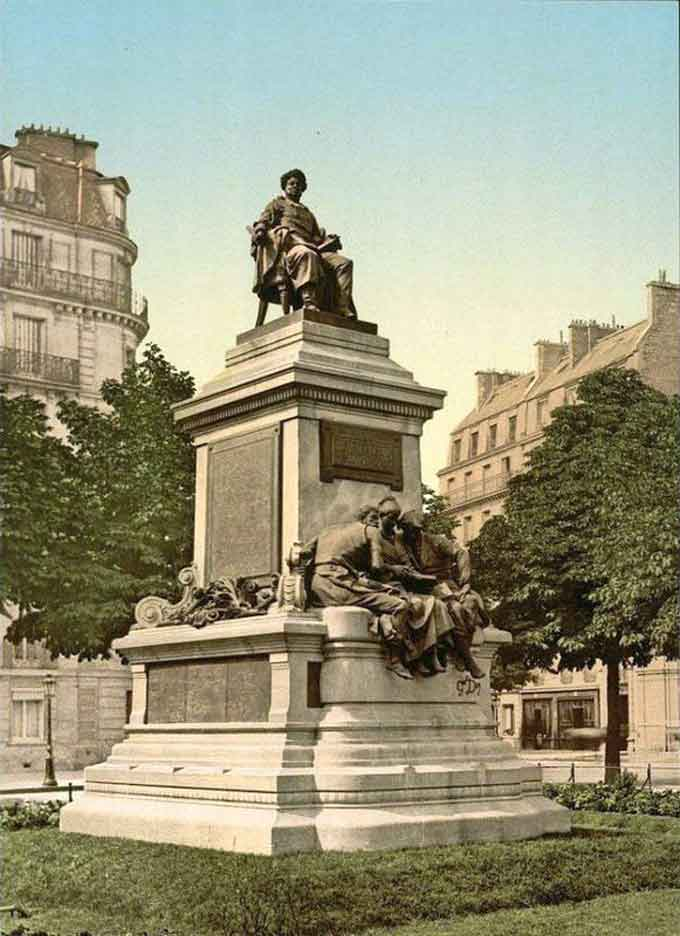 Avenue de la Grande Armée - Avenue de la Porte-Maillot