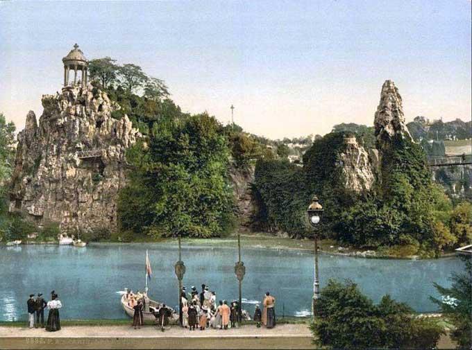 Place du Château d'eau - place de la République