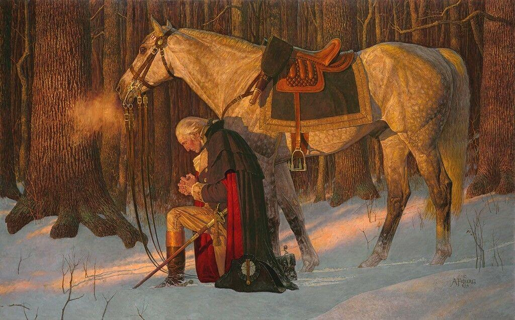 The-Prayer-at-Valley-Forge