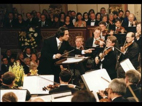 NEW YEAR'S CONCERT 1997- RICCARDO MUTI