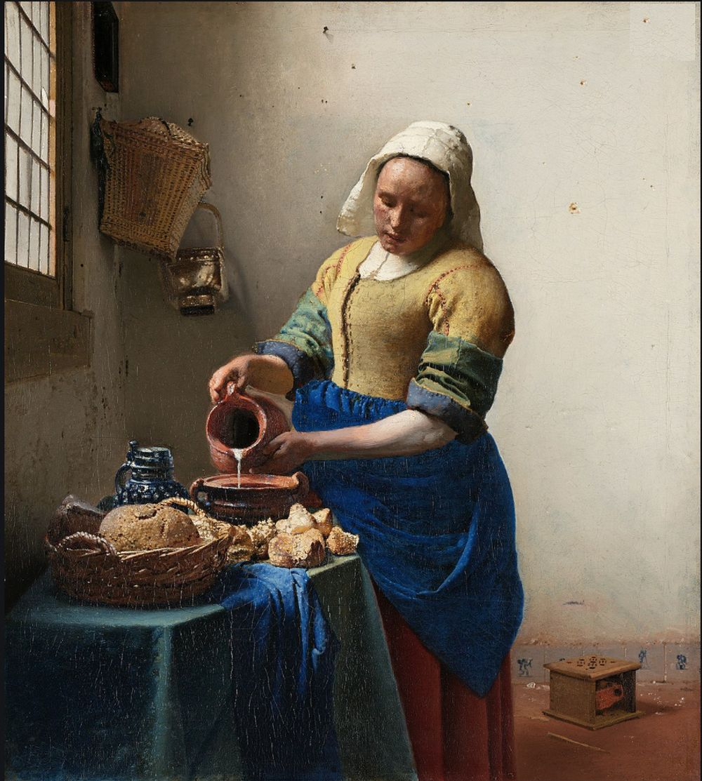 Middle-Land-Dutch-Painting-Johannes-Vermeer