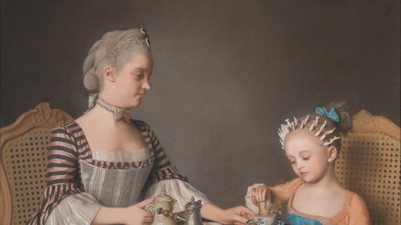 Jean-Etienne-Liotard-Lavergne-Family-Breakfast
