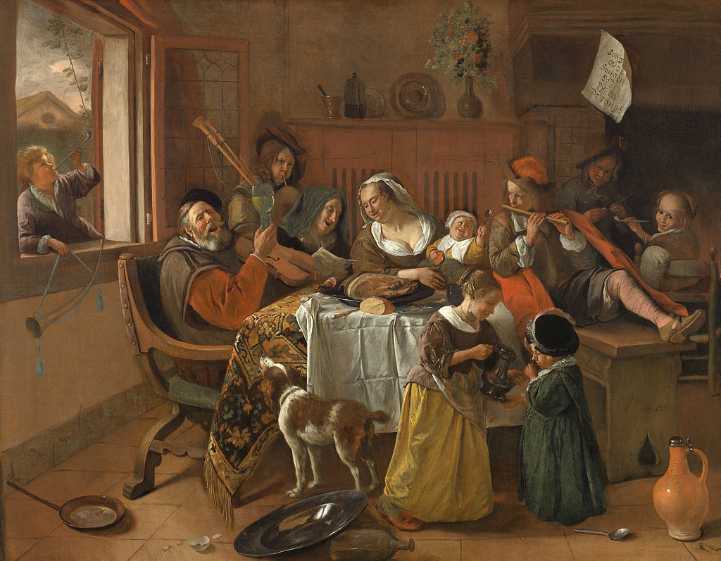 Middle-Land-The-Merry-Family-Jan-Havicksz